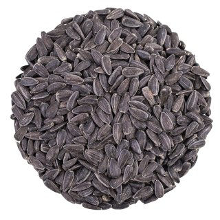 Boill Sonnenblumenkerne schwarz - 10 kg. Vogelfutter direkt vom Hersteller