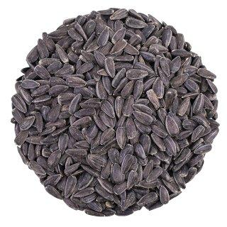 Boill Sonnenblumenkerne schwarz - 10 kg. Vogelfutter